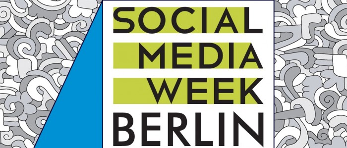 Meet us at Social Media Week Berlin!