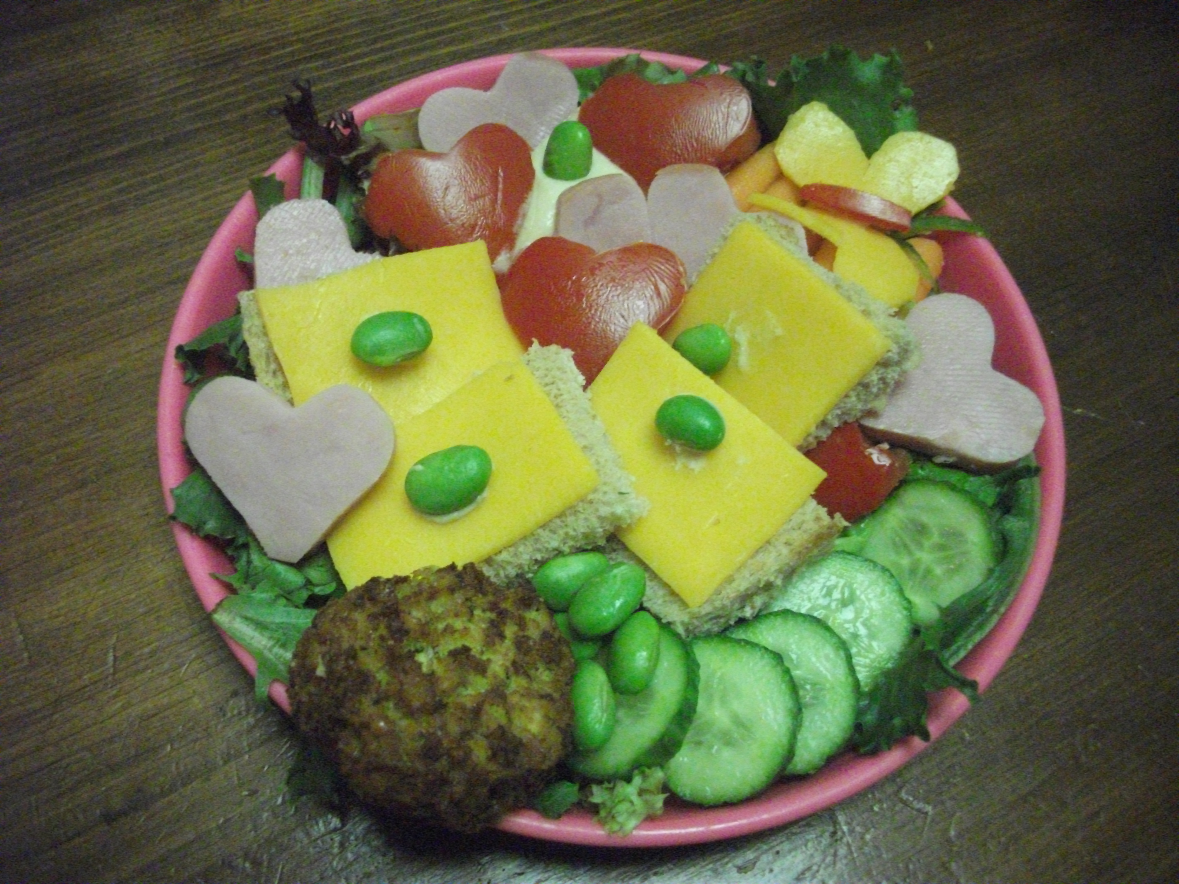 Bento-plate
