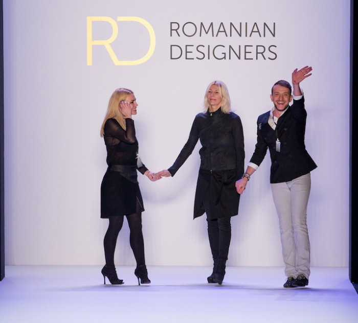 Romanian Designers at Fashion Week Berlin AW 2013