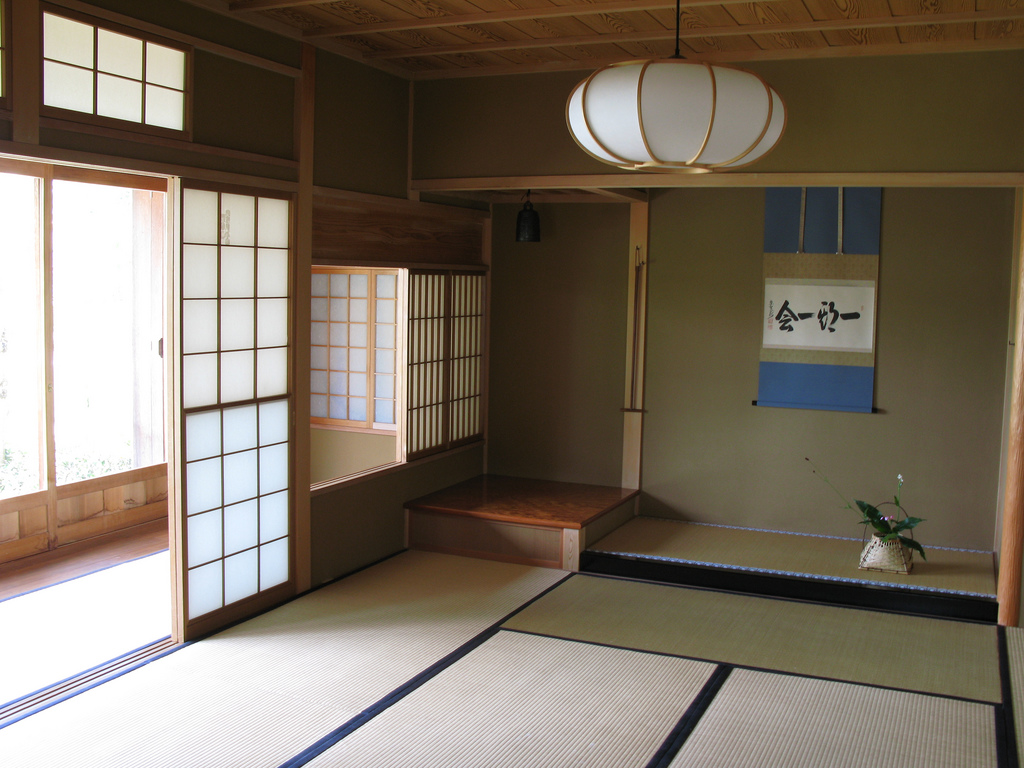 Stylish Traditional Japanese Interior