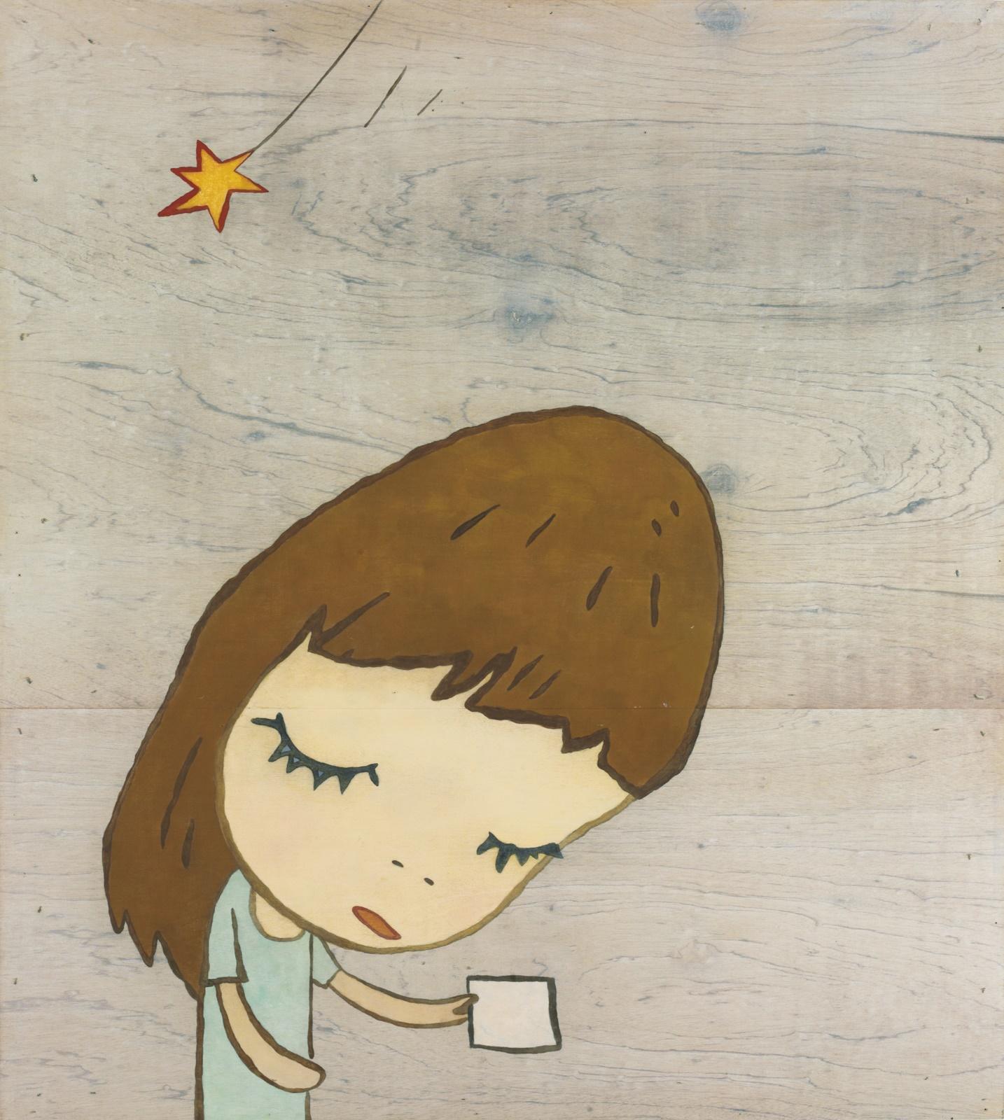 Yoshitomo Nara - Lone Star