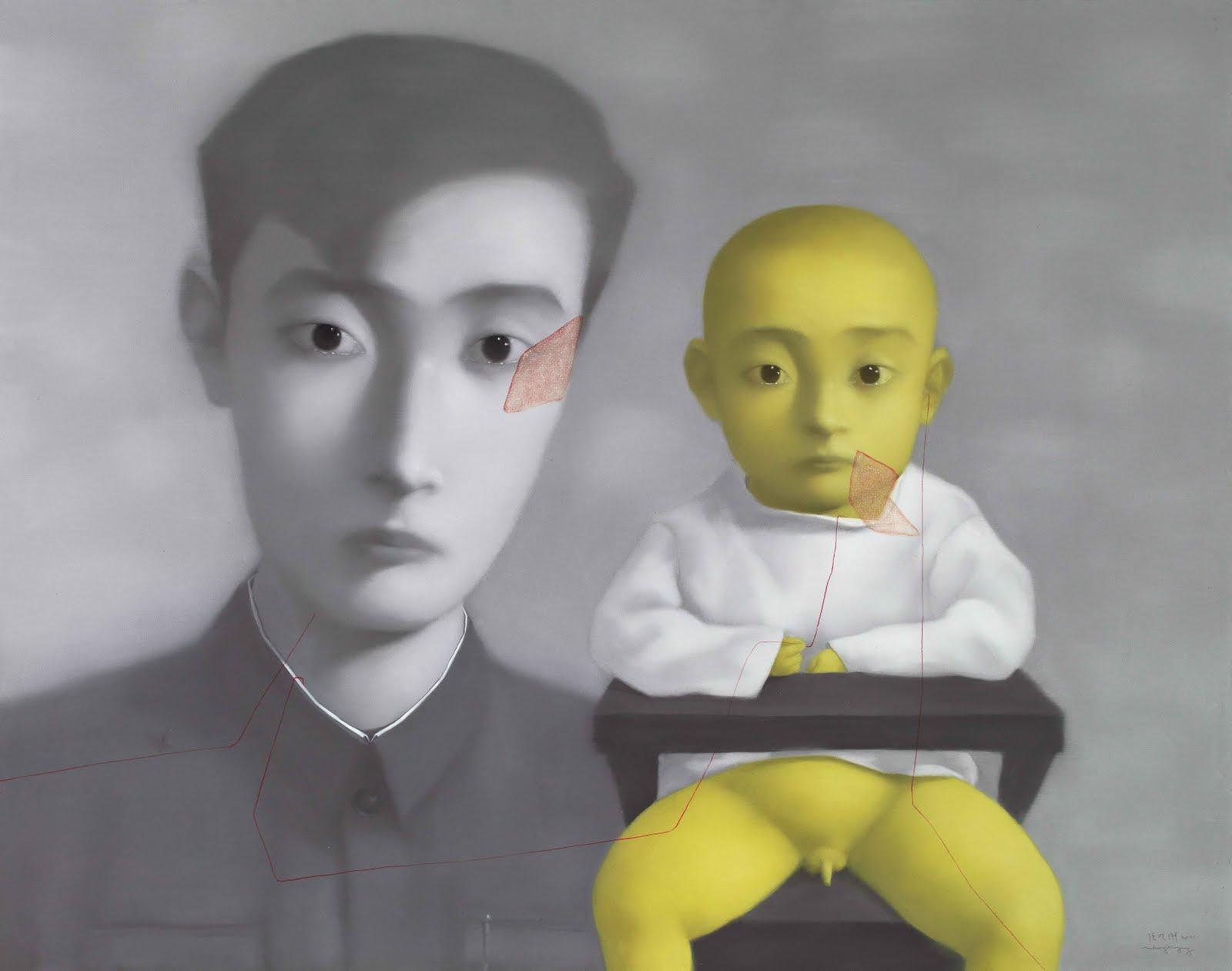 Zhang Xiao gang OIJHGFD