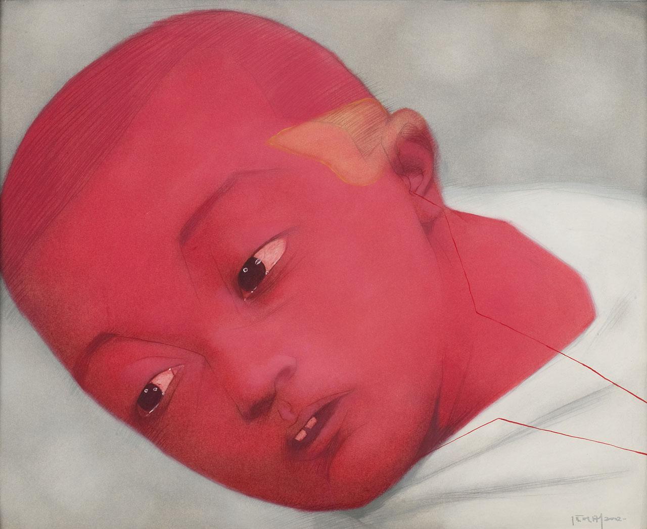 Zhang Xiao gang lkjhgf