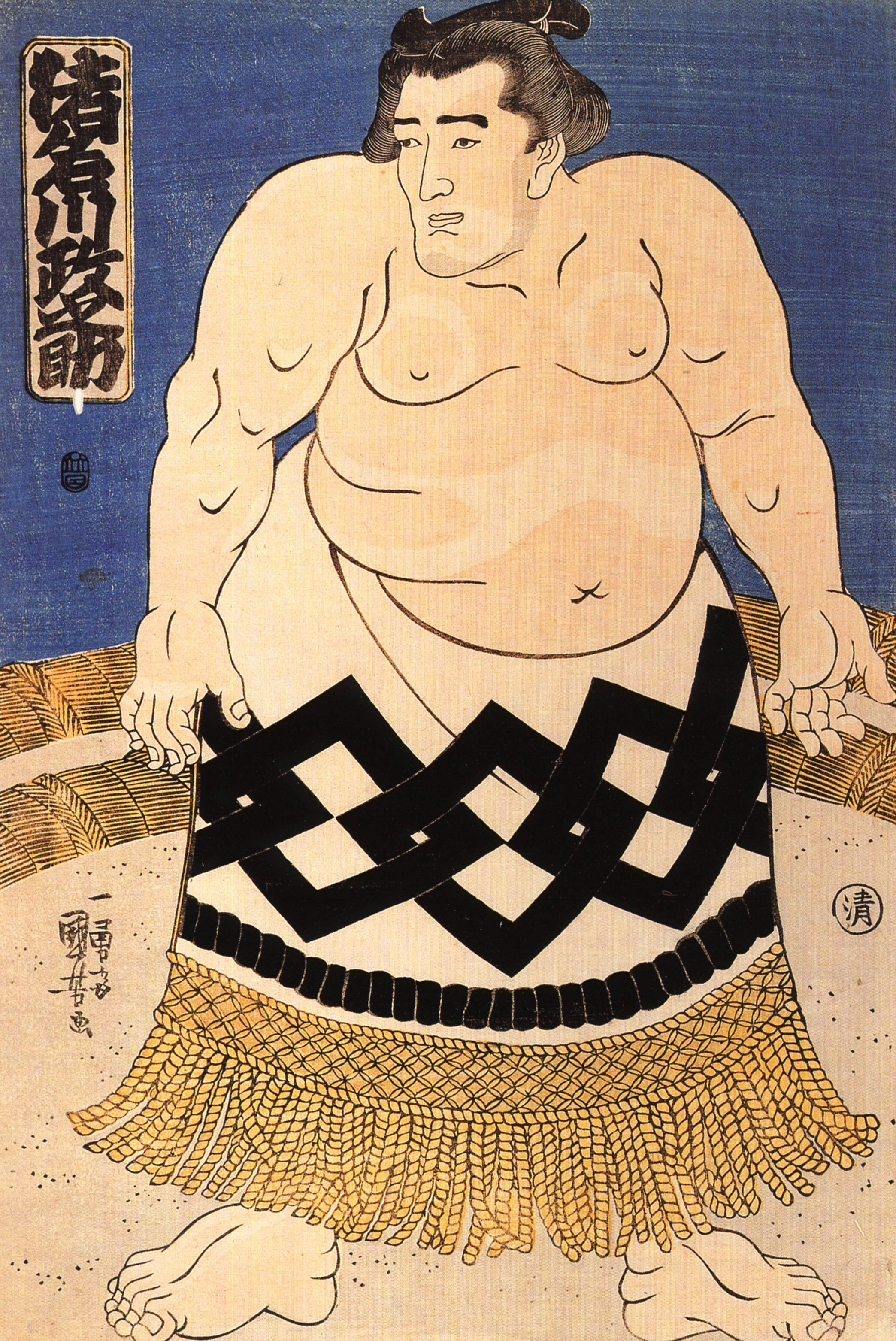 the-sumo-wrestler