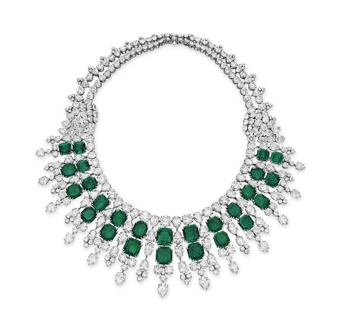 Colorful Selection of Superb Jewelry at Christie's Spring Auction