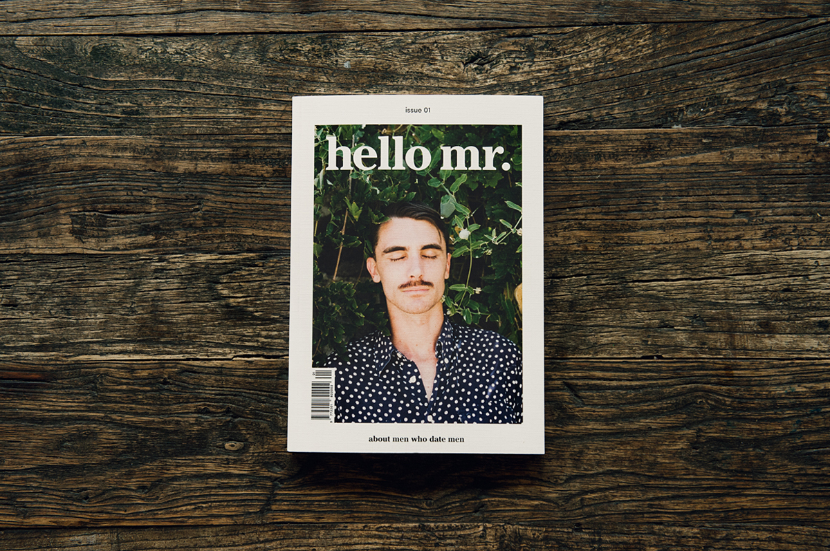 Printed Matters #6: Hello Mr.